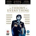 The Theory of Everything Filmer The Theory Of Everything [DVD] [2015]